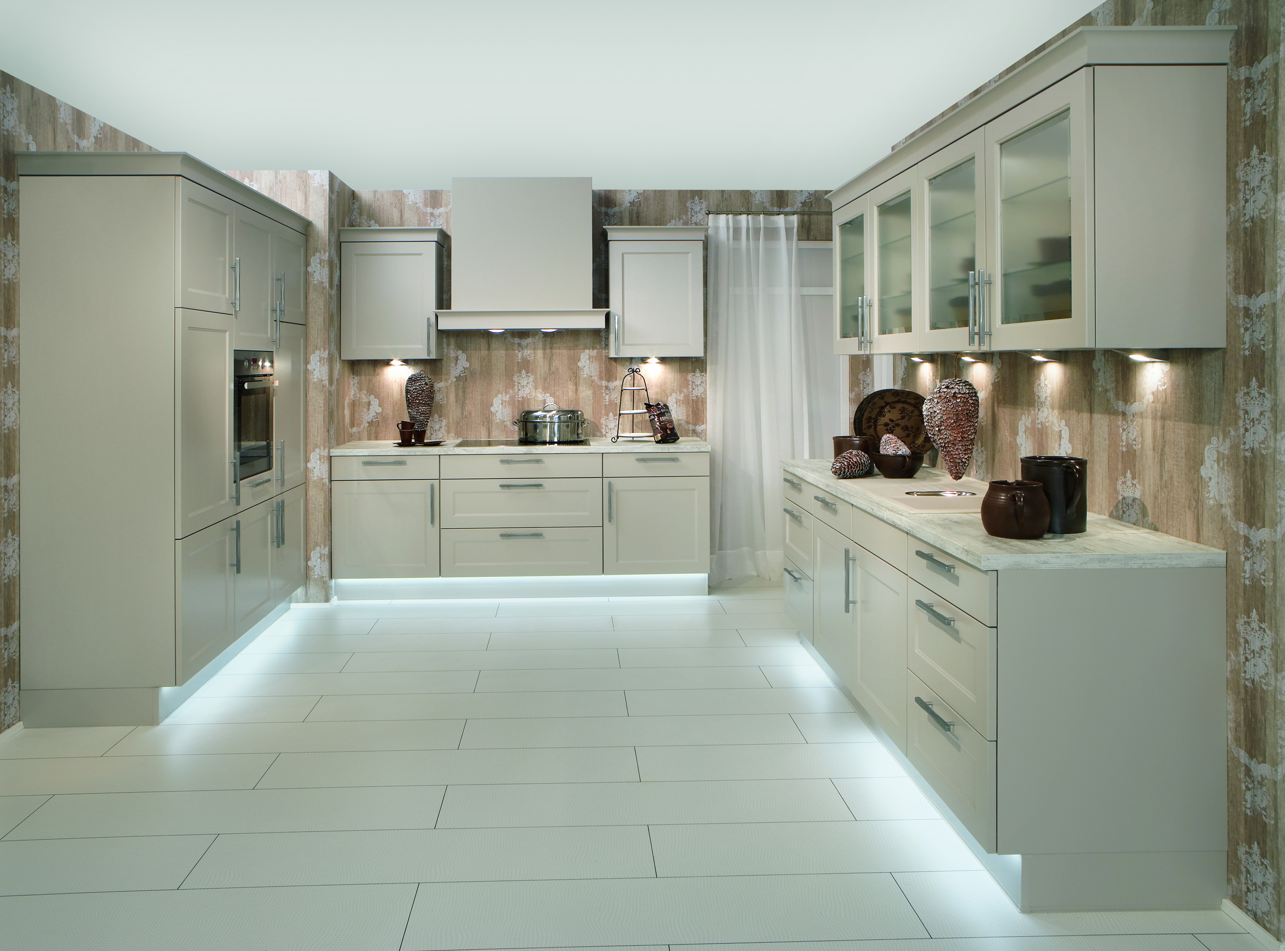 Chalet Style Kitchen