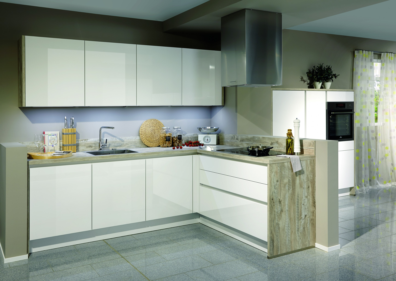 Küche lux 817 line n   küchenstudio leipzig zwenkau borna ...
