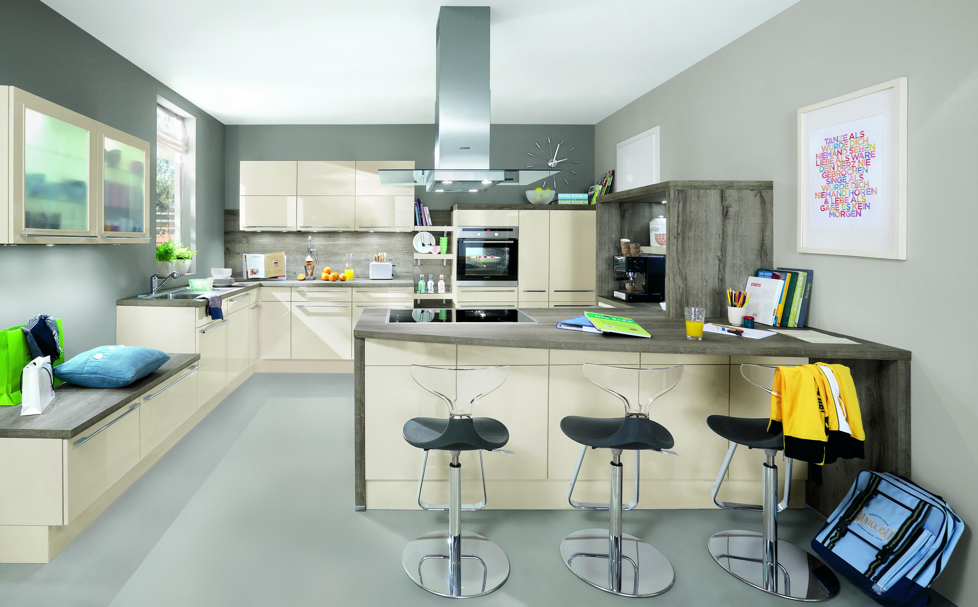 Küche flash 452